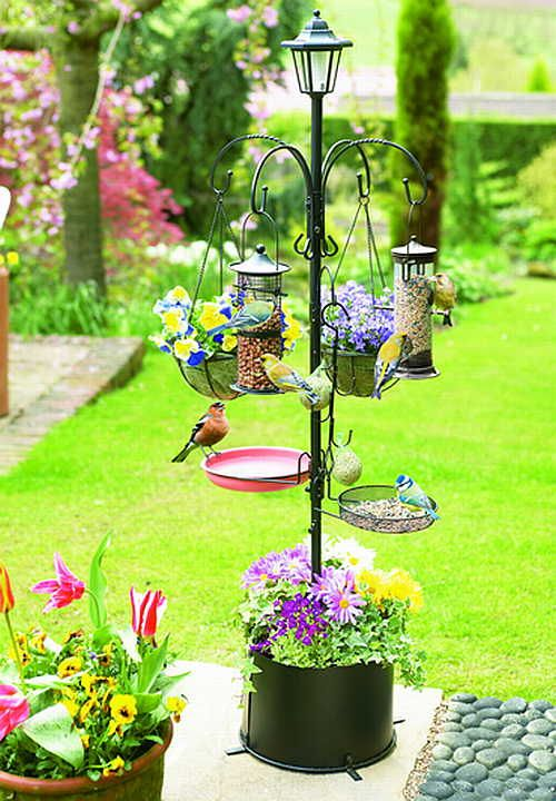 bird haven...such a good idea for this post I have in my backyard