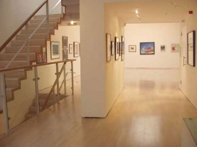 Martin Tinney Gallery - Cardiff gallery, specialising in Welsh artists.