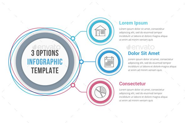 3 Options Infographics Infographic Templates Infographic Infographic Powerpoint