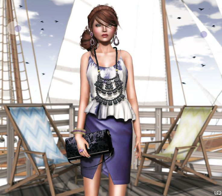 April C88 - Teefy - LaGyo - Glam Affair & Clawtooth