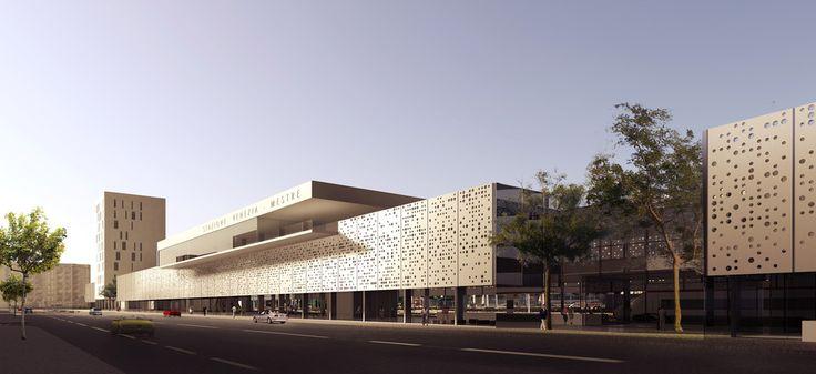 COTTONE+INDELICATO ARCHITECTS, Chiara Gugliotta — Europan 12 | Venezia — Image 1 of 15 - Europaconcorsi