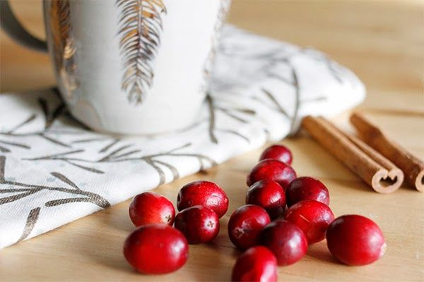 Earl Grey Blog: Cranberry Pomegranate Spiced Apple Cider