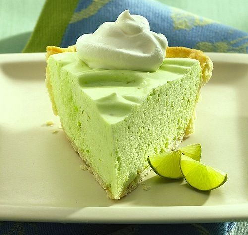 Delicious Key Lime Pie ---- Recipes, Pies, Desserts, Vegetarian