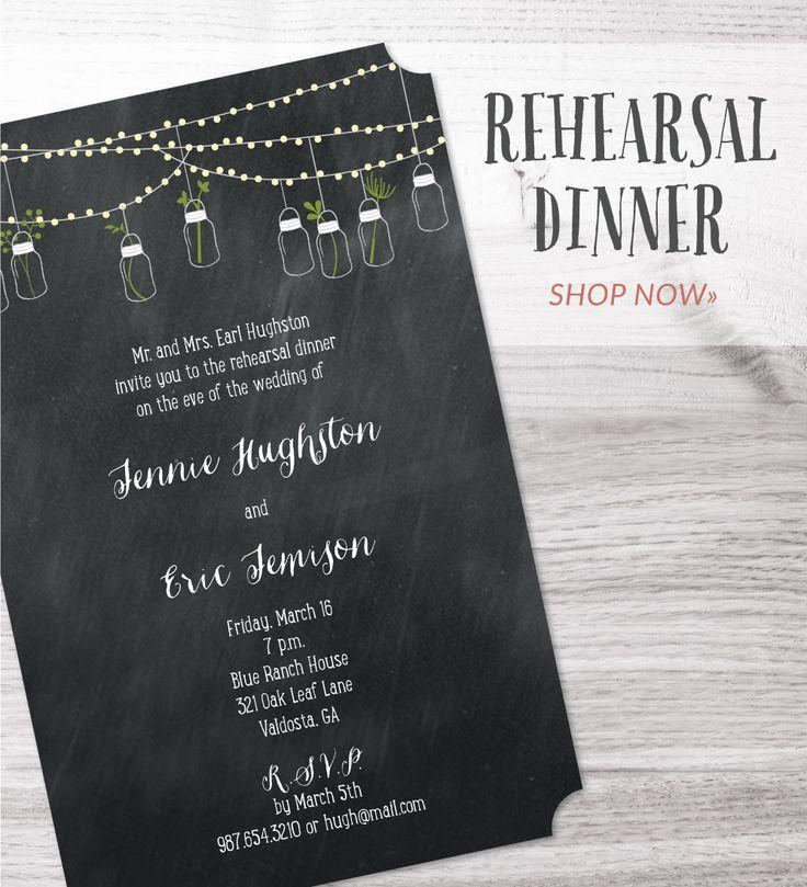 creative wording for rehearsal dinner invitations%0A Rehearsal Dinner Invitations
