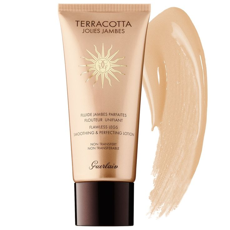 Potentially the chicest self-tanner in the game, Guerlain's Terracotta lotion is currently sold out on Sephora's website. And if people clamor to throw down $60, you know it's good (this one's excellent if you have spider veins you'd like to hear less from).
