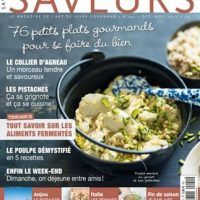 Saveurs France – Octobre-Novembre 2017: PDF, Magazines, cookingebooks.info
