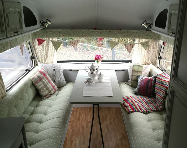 25 best ideas about shabby chic caravan on pinterest for Interior caravan designs