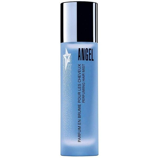 Mugler Angel Perfuming Hair Mist/1 oz. ($40) ❤ liked on Polyvore featuring beauty products, fragrance, mist perfume, thierry mugler, thierry mugler perfume, perfume fragrance and parfum fragrance