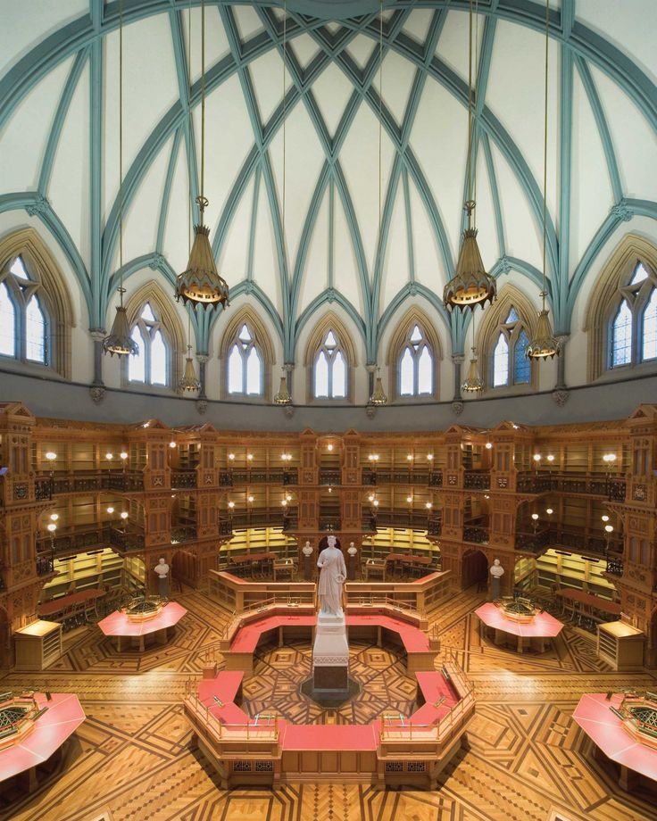 Canadian Parliamentary Library