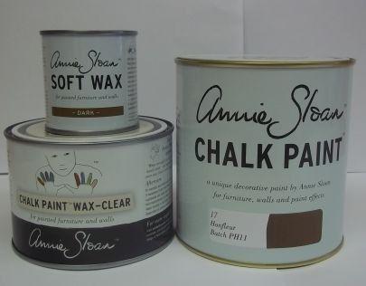Annie Sloan Pakket 1 Honfleur