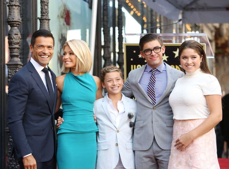 Kelly Ripa Shares Adorable Pics Of Her Daughter Hugging Her Two Brothers And More Sweet Throwback Family Snaps! #KellyRipa, #LiveWithKellyAndRyan celebrityinsider.org #celebritynews #Lifestyle #celebrityinsider #celebrities #celebrity