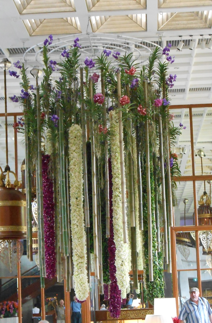 Hotel Foyer Display : Best images about awesome hotel floral arrangements on