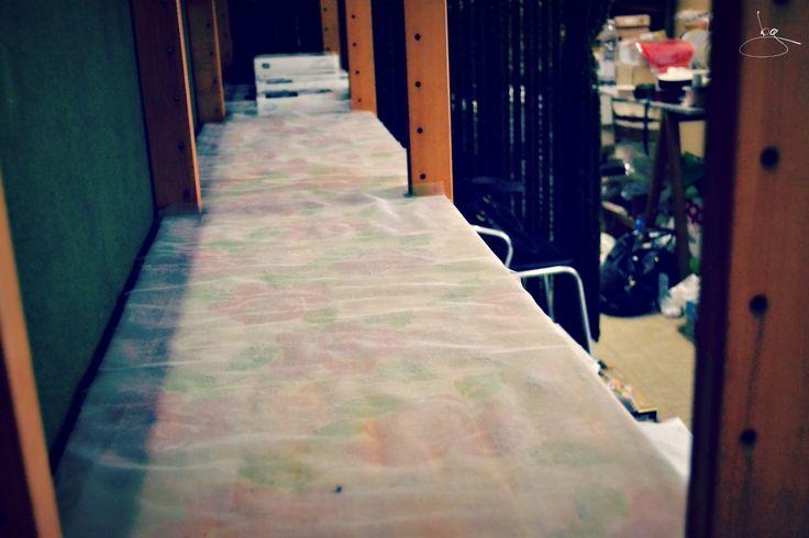 Primo scaffale vuoto, primo passo verso #nonsmettodifare