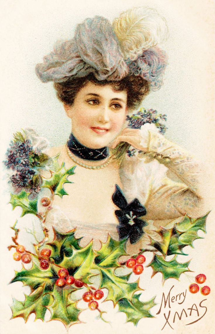 Images of beautiful women have long been a favorite of portrait artists, advertising designers and postcard makers.