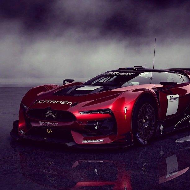 GT Citroen Concept Hypercar