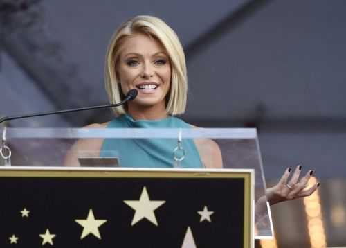 The bizarre story of how Kelly Ripa got her job on... #KellyRipa: The bizarre story of how Kelly Ripa got her job on 'Live!' in… #KellyRipa