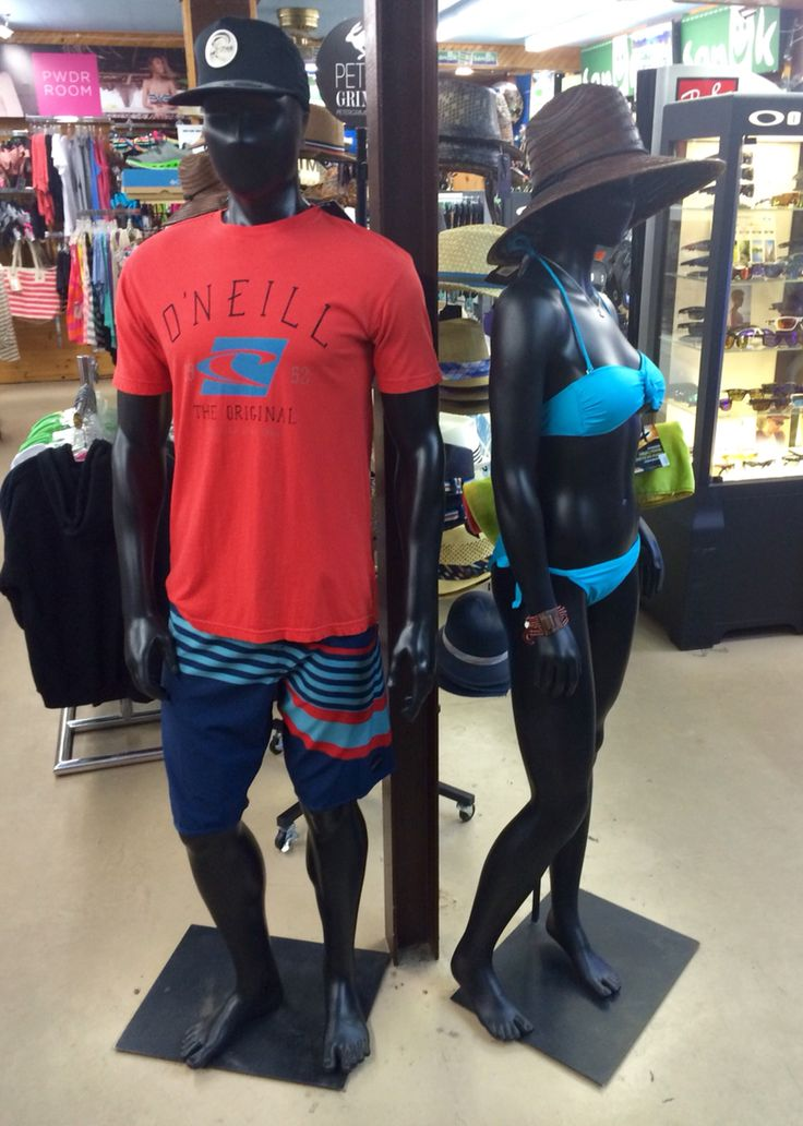 Ready for the beach! Head to toe O'neill on him and Powder Room on her :) #beachlife