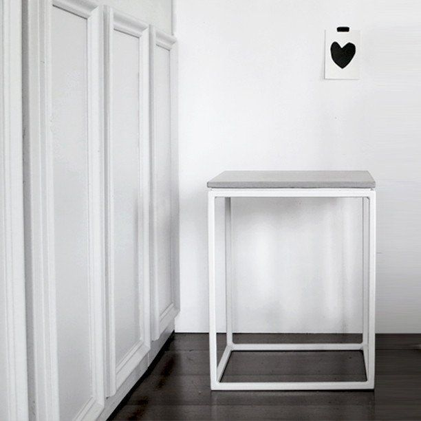 With a minimalist inspired design; these tables are all about style, functionality and versatility. They work perfectly beside a sofa, as a bedside table or clustered together at varying heights as a coffee table setting.