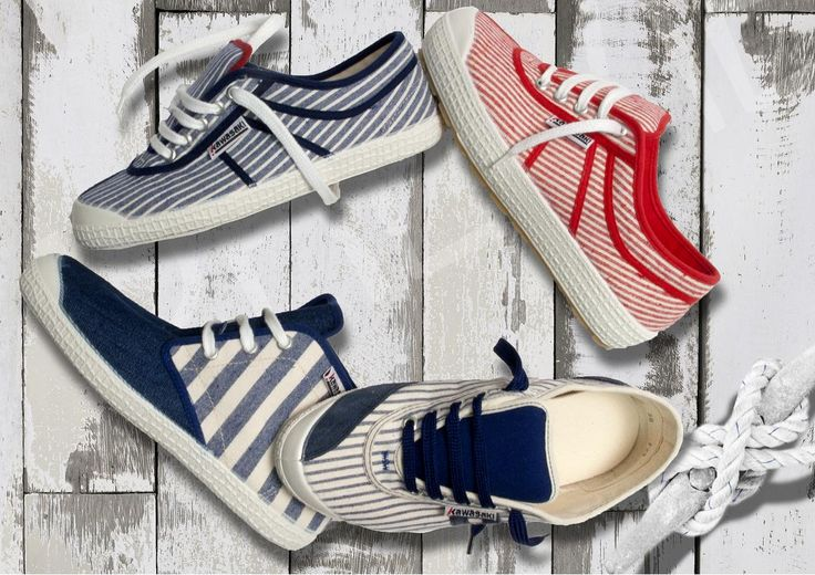 Presentamos las novedades de Kawasaki para este verano 2015 #zapatillas #kawasaki #verano #moda #sneakers
