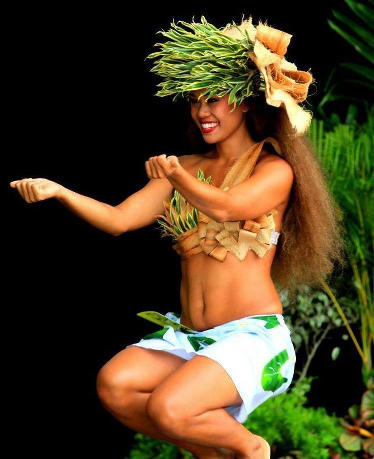 Hot Sexy Naked Hawaiian Women 119