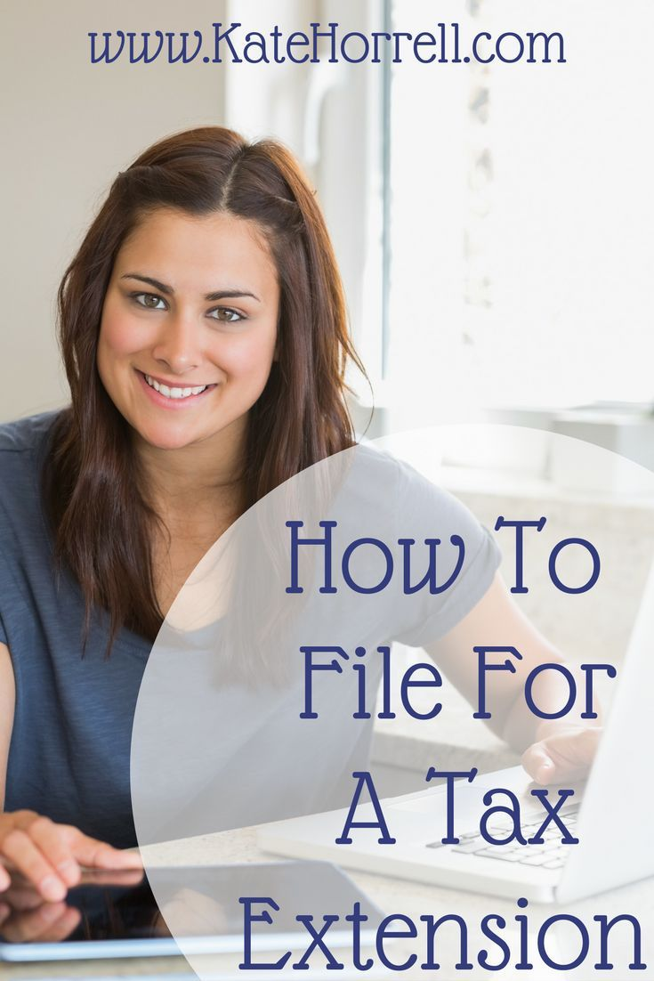 How To File For An Income Tax Extension, Militarystyle