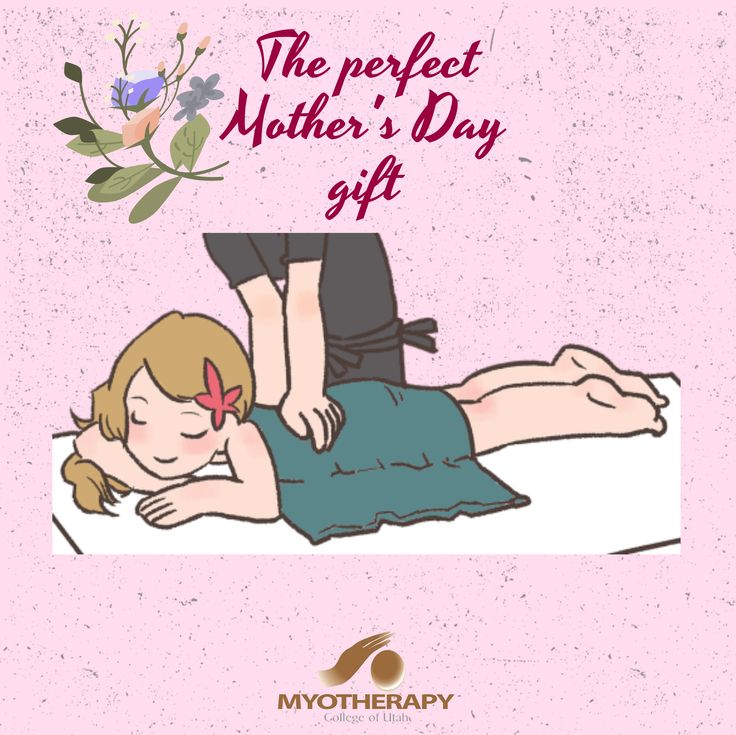 Mother's Day is just around the corner! Surprise your mommas with a very relaxing massage session. Find out more of the services we offer at our website: https://myotherapycollege.com/clinic/   #myotherapycollege #utahmassageschool #massagetherapy #mothersdaygift