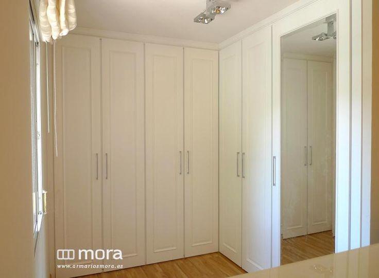 armarios empotrados y sin obra vestidores libreras puertas correderas y