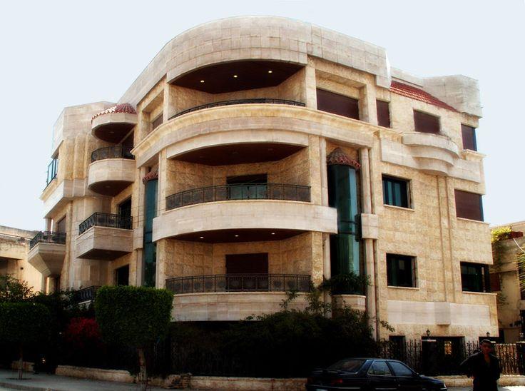 ARK - KASSAM   Architectural & Engineering Consultations   Projects   Villa in Martaqla,Latakia