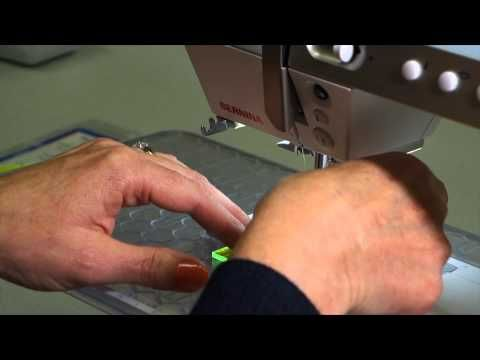 The Quilt Show: Julie Cefalu - Tips, Tricks, & Techniques - Perfect Quarter Inch Seam Allowance and several helpful TOOLS!