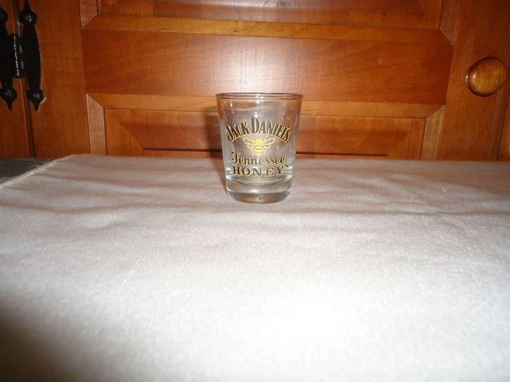 Jack Daniels Tennessee Honey Shot Glass. .  2 Available. #JackDaniels
