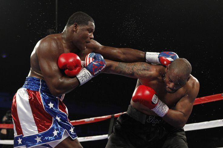 WBA INTERIM HEAVYWEIGHT CHAMPION LUIS ORTIZ BLASTS OUT TONY THOMPSON IN SIX ROUNDS JESSIE VARGAS WINS WBO WELTERWEIGHT WORLD CHAMPIONSHIP; OSCAR ESCANDON CAPTURES WBC INTERIM FEATHERWEIGHT CHAMPION…