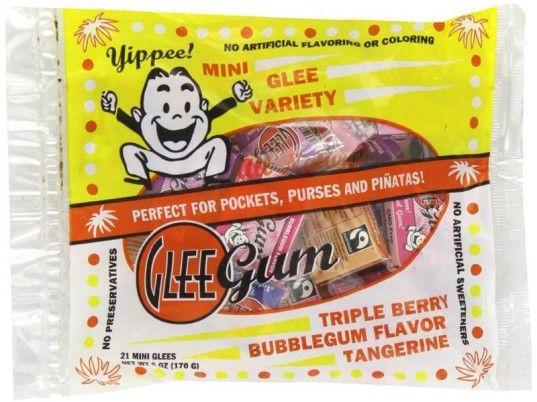 Glee Gum #fairtrademonth