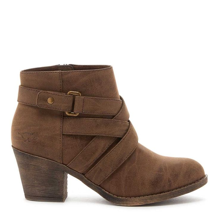 Sterling Brown Ankle Boot
