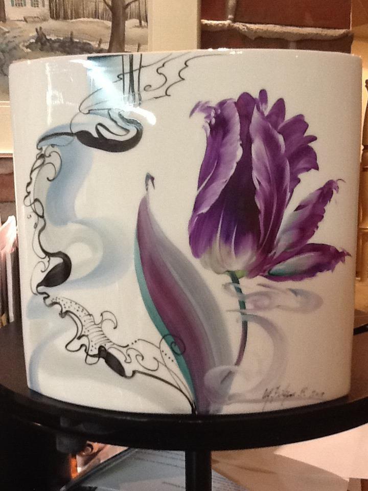 Tulipa em grande estilo!