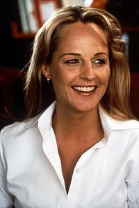 Helen Hunt [Nobody I know actually liked this movie, but I totally fell in love with her when she was in 'Twister'.]