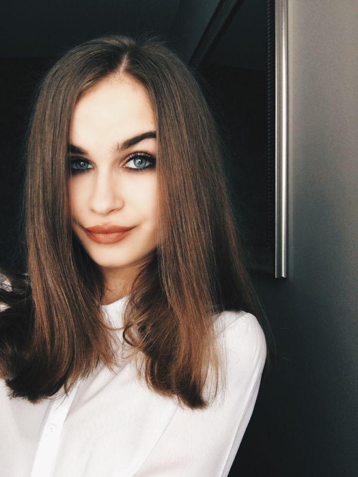 Haircut for medium hair
