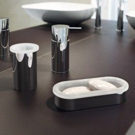 17 best images about bathroom accessories on pinterest - Modern bathroom accessories sets ...