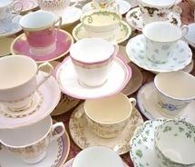 Vintage tea cupsVintage Tea Cups, Vintage Teacups, Wedding Receptions, Teas Time, Vintage Wardrobe, Tea Parties, High Teas, Teas Parties, Vintage Teas Cups