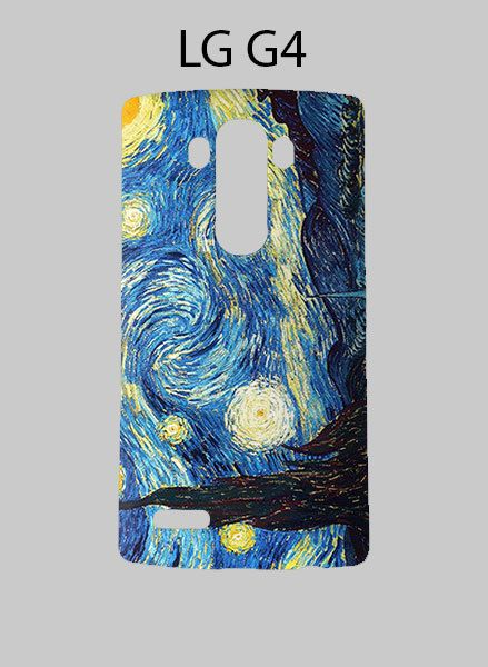 The Starry Night Vincent Van Gogh LG G4 Case Cover