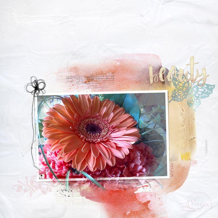 Bouquet by Eijaite.deviantart.com on @DeviantArt