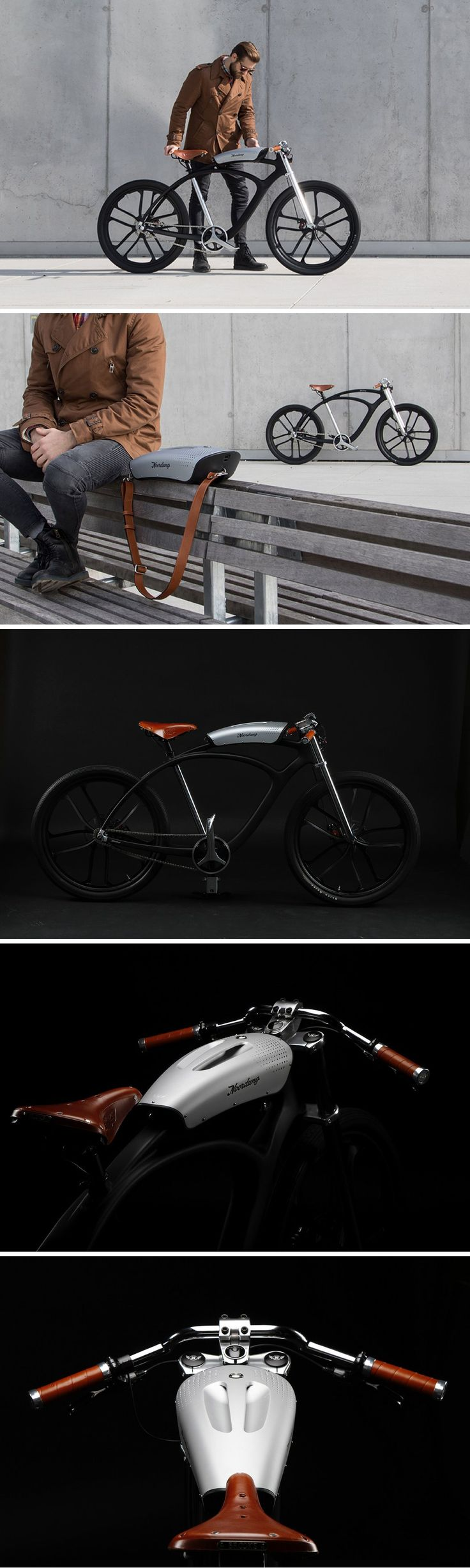 Bikes don't have music systems. Until Now.