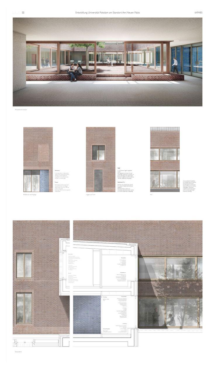 1. Preis: © Bruno Fioretti Marquez Architekten