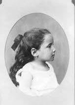 Gertrude Stein, age 3