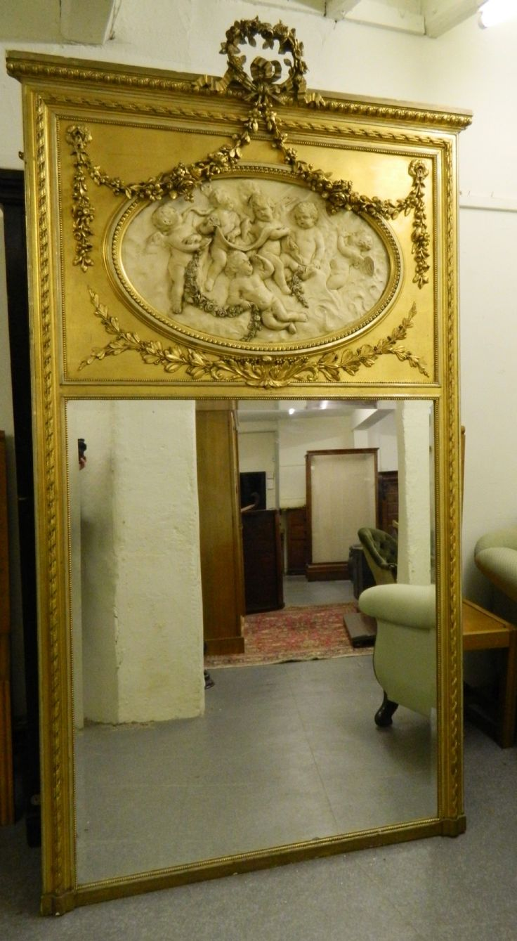 49 best Antique Mirrors images on Pinterest