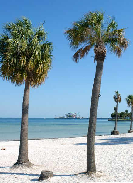 can't beat St. Petersburg Florida!
