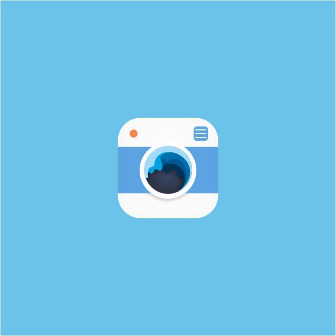 blue camera icon design  #logodesign #logodesinger #logo #logos #vector #vectorillustration #vectorlogo #vectorlove #logoinspiration #adobe #illustrator #grapchic #graphicdesign #graphicdesigner #99designs #logoplace #sukabumi #instagram #instalogo #design #designer #like4like #likeforlike