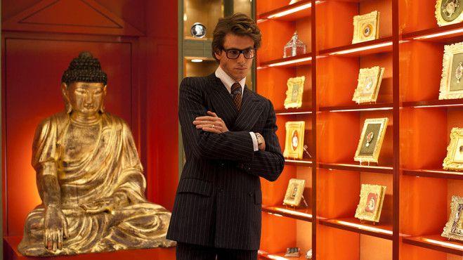 Saint Laurent di Bertrand Bonello a Cannes 2014: lo stilista come un pittore