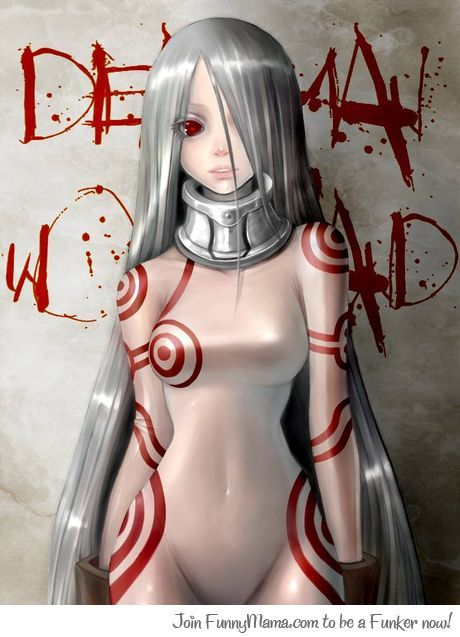 Shiro - Deadman Wonderland