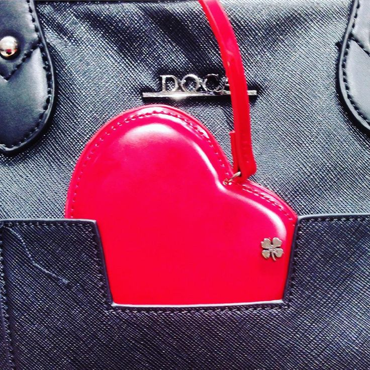 #Doca #heart #bag with #love !!!