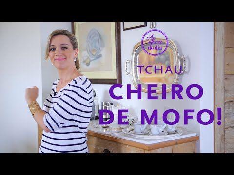 a dica do dia : cheiro de mofo | Flávia Ferrari #aDicadoDia - YouTube